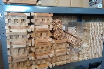 Frames and hive parts