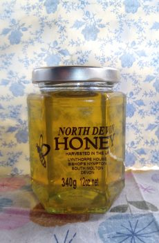 340g Clear Honey