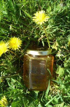 340g Dandelion Honey