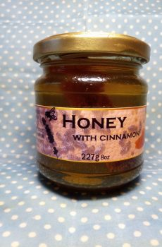 227g Honey with Cinnamon
